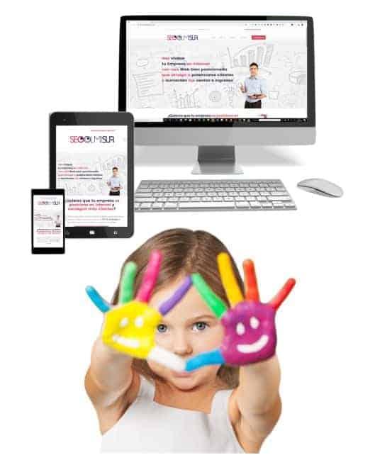 Diseño web de tus servicios